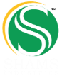 Shams Industries Sticky Logo
